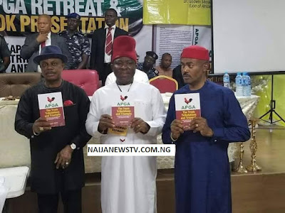 Obiano Calls for Equity, Fairness in APGA Primaries