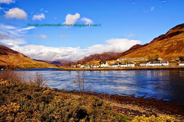 Loch Duich, Scotland, UK
