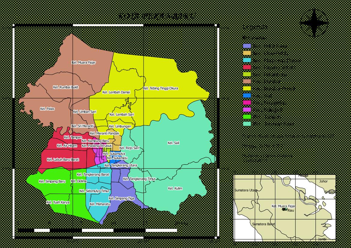 Tutorial membuat peta Overview menggunakan QGIS