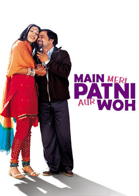 Main Meri Patni Aur Woh 2005 Hindi 720p WEB HDRip HEVC x265