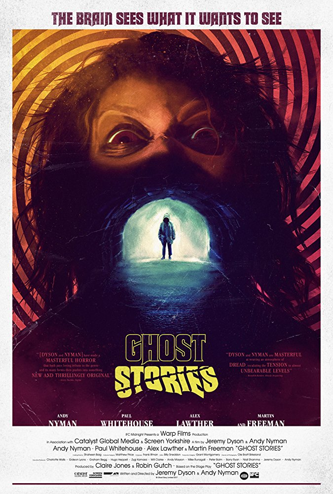 Ghost Stories (2018) Online