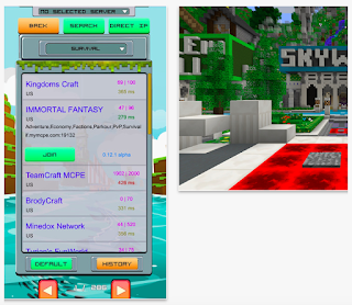 Multiplayer Mods for Minecraft PE edtech edtechchris