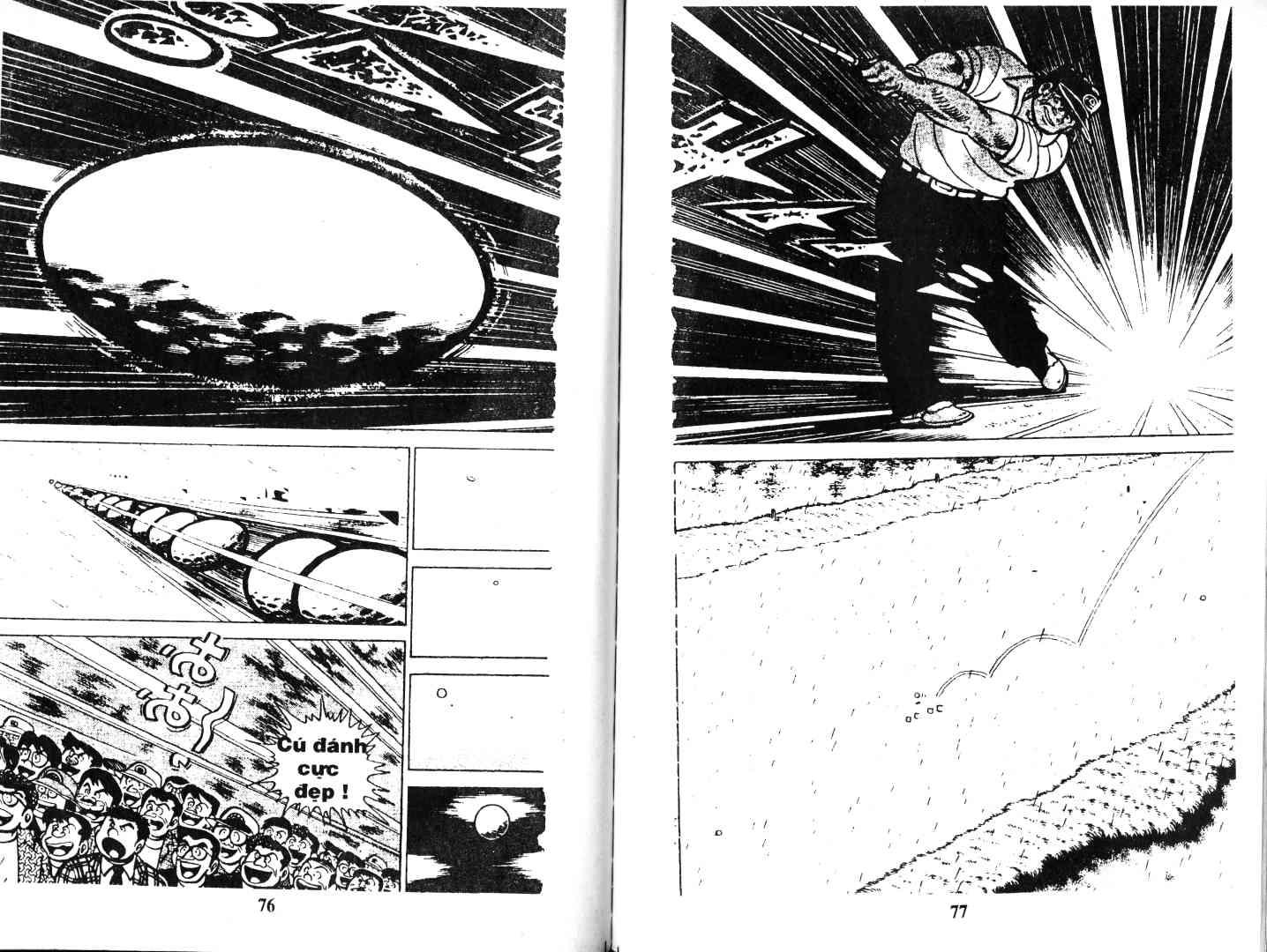 Ashita Tenki ni Naare chapter 47 trang 38