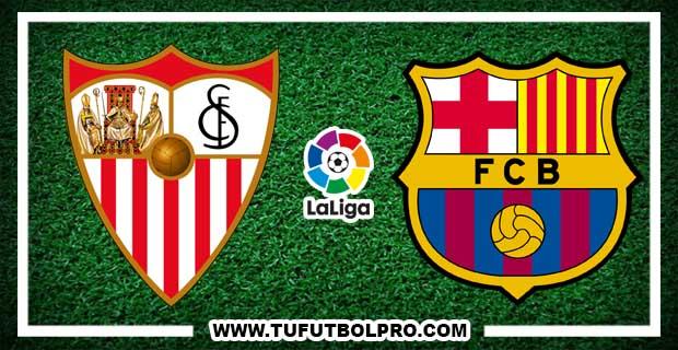 Ver Sevilla vs Barcelona EN VIVO Por Internet Hoy 6 de Noviembre 2016