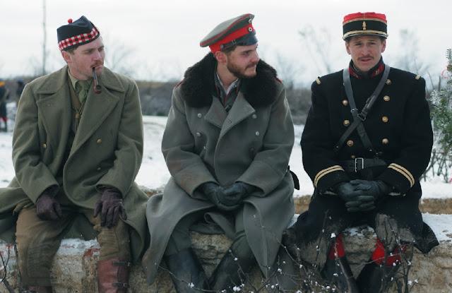 Imagem do filme feliz Natal. 2005