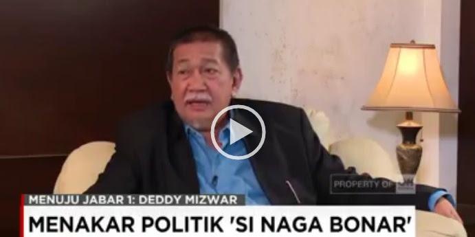 [Vidio] Dorr, Ini Jawaban Cerdas Deddy Mizwar Bikin Penyebar Isu Kebhinekaan Bungkam