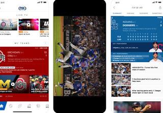 App FOX Sports Mobile