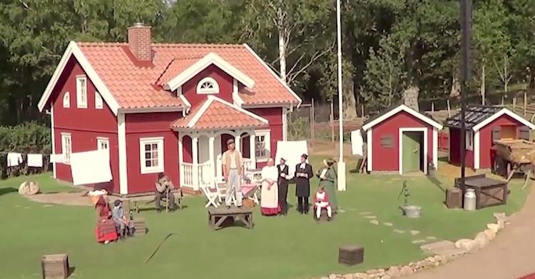 Astrid Lindgren's World Szwecja, Szwecja z dzieckiem, szwecja co zobaczyć