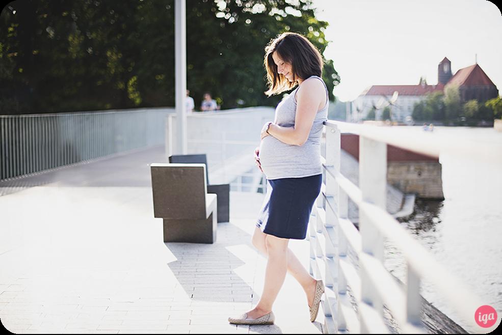 sesja ciążowa Wrocław