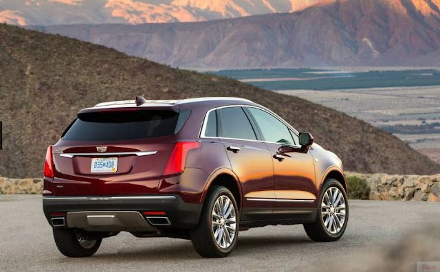 2017  Review latest Cadillac XT5 Platinum AWD audit