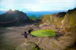 Eksotisnya Wisata Alam Gunung Kelud Blitar