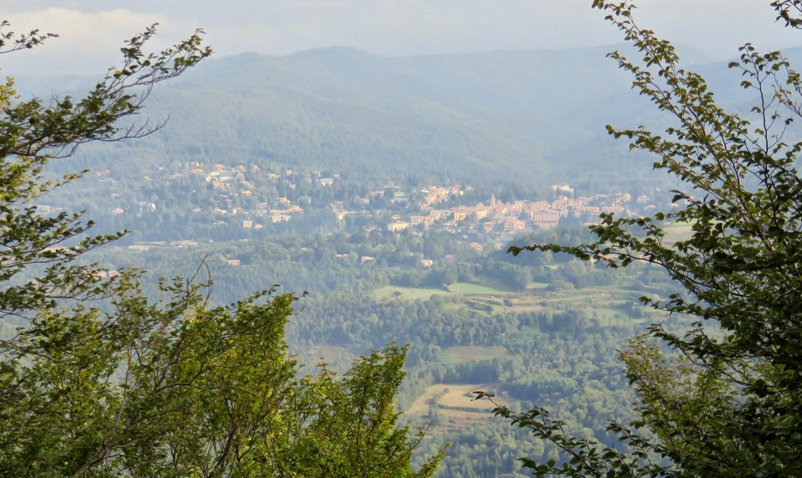 COLL DE BORDORIOL - MATAGALLS - FONT DELS MOSQUITS - FONT DELS LLOPS