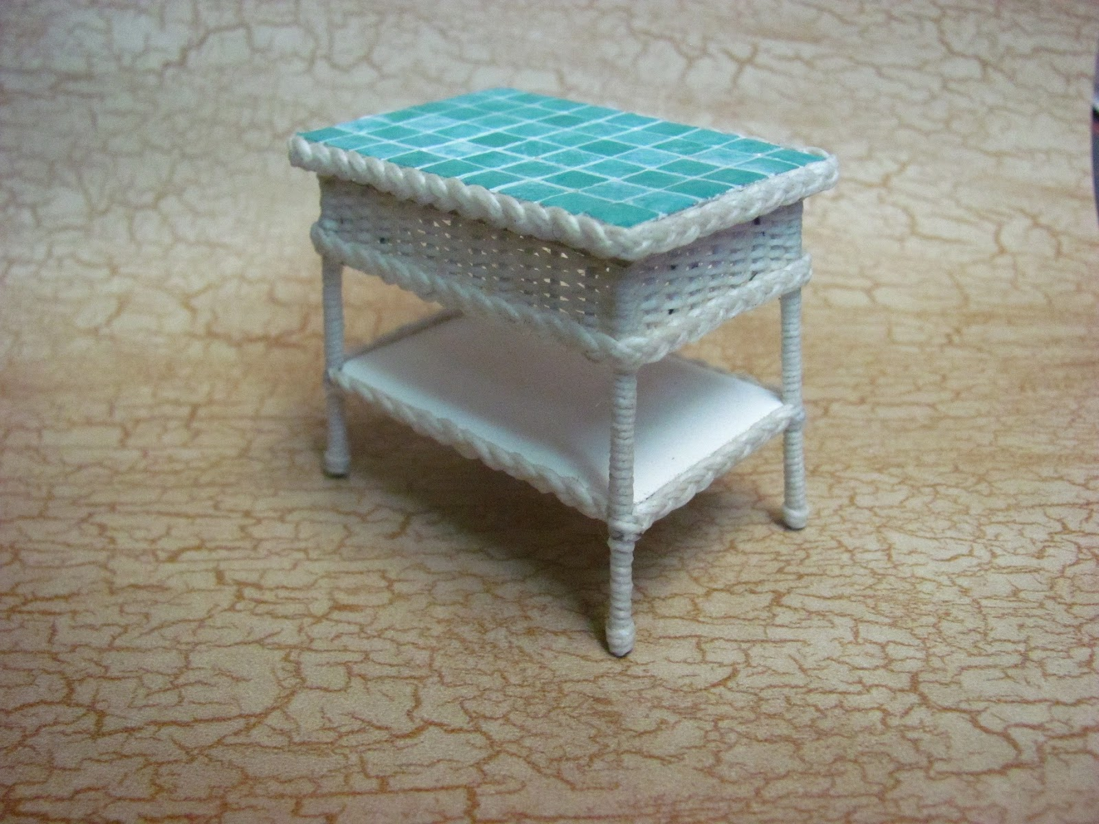 Dollhouse Miniature Furniture - Tutorials | 1 inch minis: 1