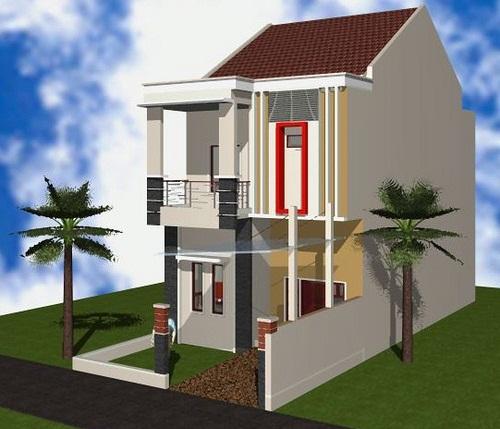 contoh desain gambar rumah minimalis type 36 dangstars