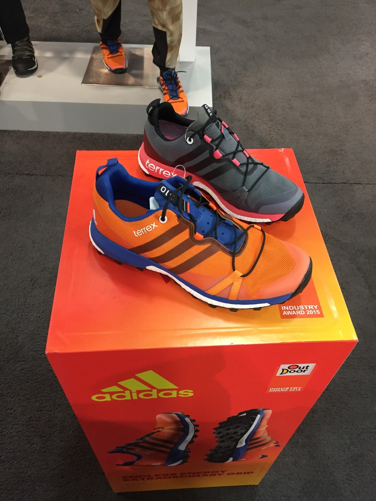 Road Trail Run  Outdoor Retailer Summer 15 Previews  adidas Outdoors ... 83d82f0fc