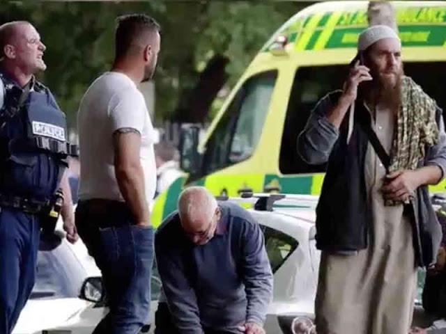Korban Meninggal Penembakan Masjid Christchurch, Selandia Baru 49 Orang