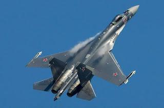 Su-35 TNI AU
