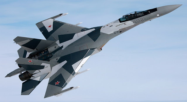 Lima Pesawat Tempur Rusia yang Diperhitungkan Dunia