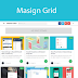 Masign Grid Blogger Templates