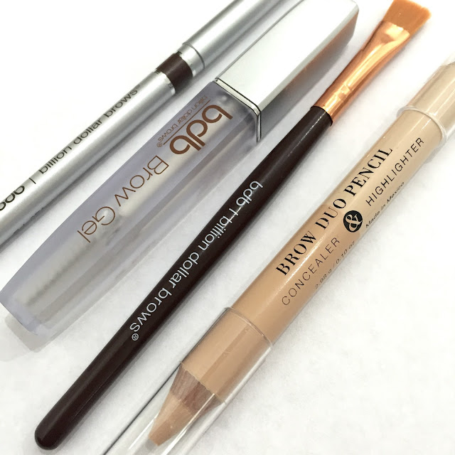 Billion Dollar Brows - Best Seller Kit