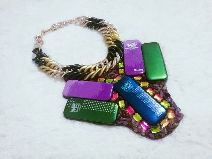 DIY ImpactMints Statement Necklace