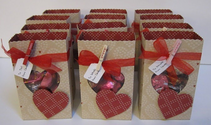 Valentine Gifts For Office Staff Easy Craft Ideas