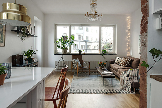 cozinha americana, cozinha, sala, cozinha integrada, kitchen, decor, living, apartamento pequeno, decoracao, small apartment