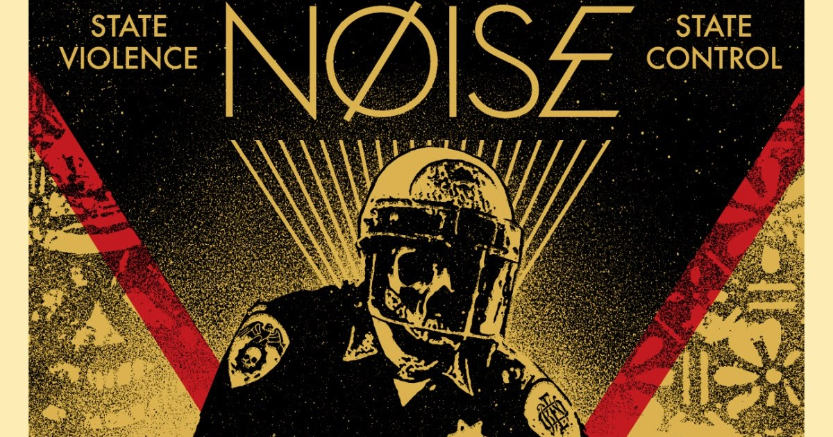 Inside The Rock Poster Frame Blog Obey Giant Noise