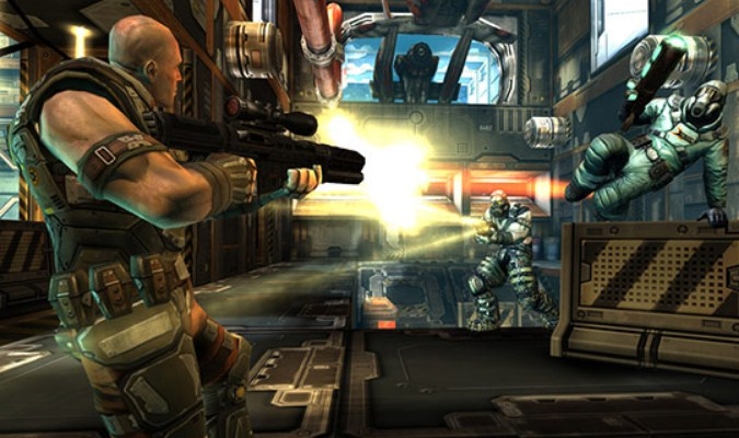 Game Smartphone - SHADOWGUN: DeadZone