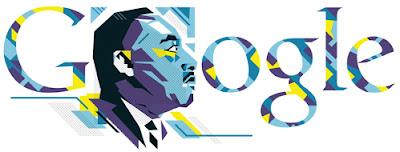 Doodle de Google el 21 de Enero del 2.013