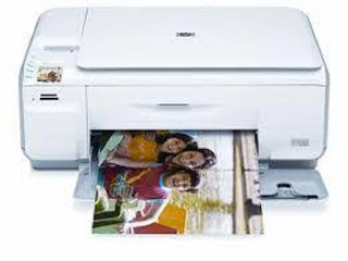 HP Photosmart C4390 Printer Driver Download