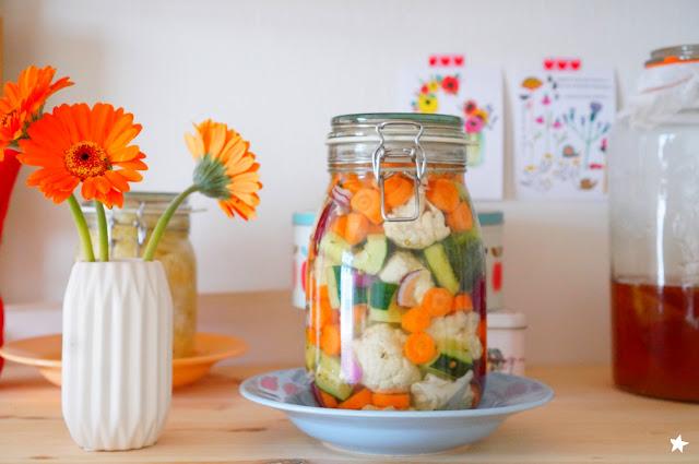 fermentation, lactofermentation, kombucha, colorfulllife