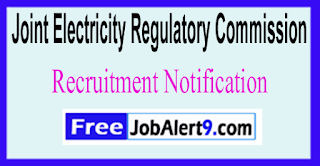 JERC Joint Electricity Regulatory Commission Recruitment Notification 2017  Last Date 30-06-2017