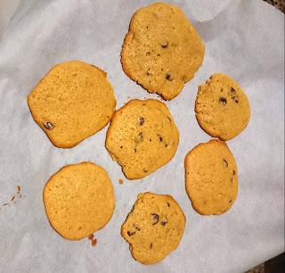 baked gluten free cookies