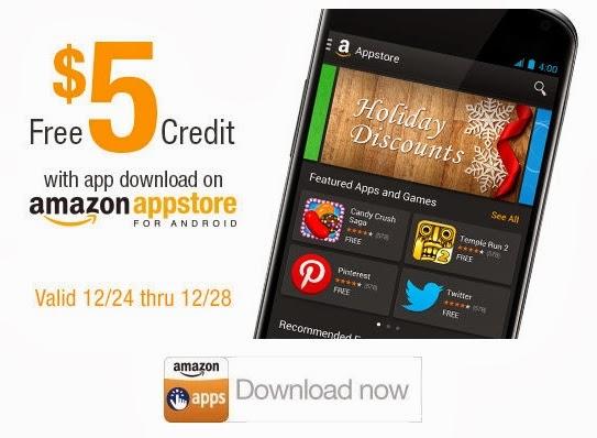 amazon app store giveaway