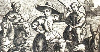Imaginario Estructura Del Quijote De La Mancha