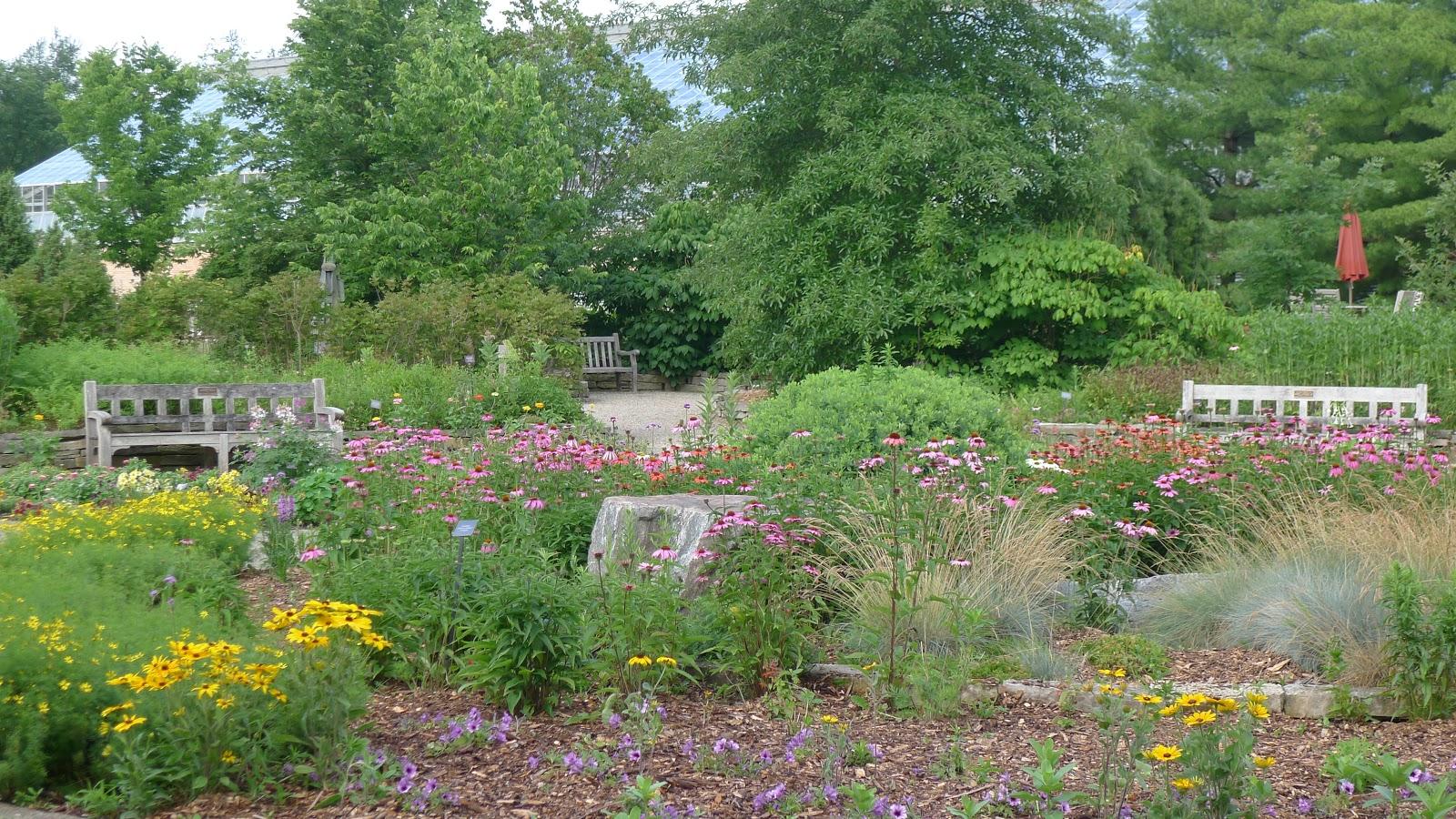 Earth words gateway garden at matthaei revs up its annual for Garden gateway