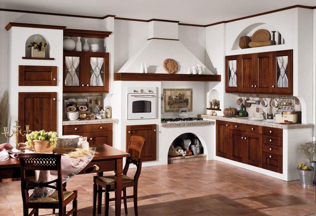 Come costruire una cucina in muratura  Edilizia in un click