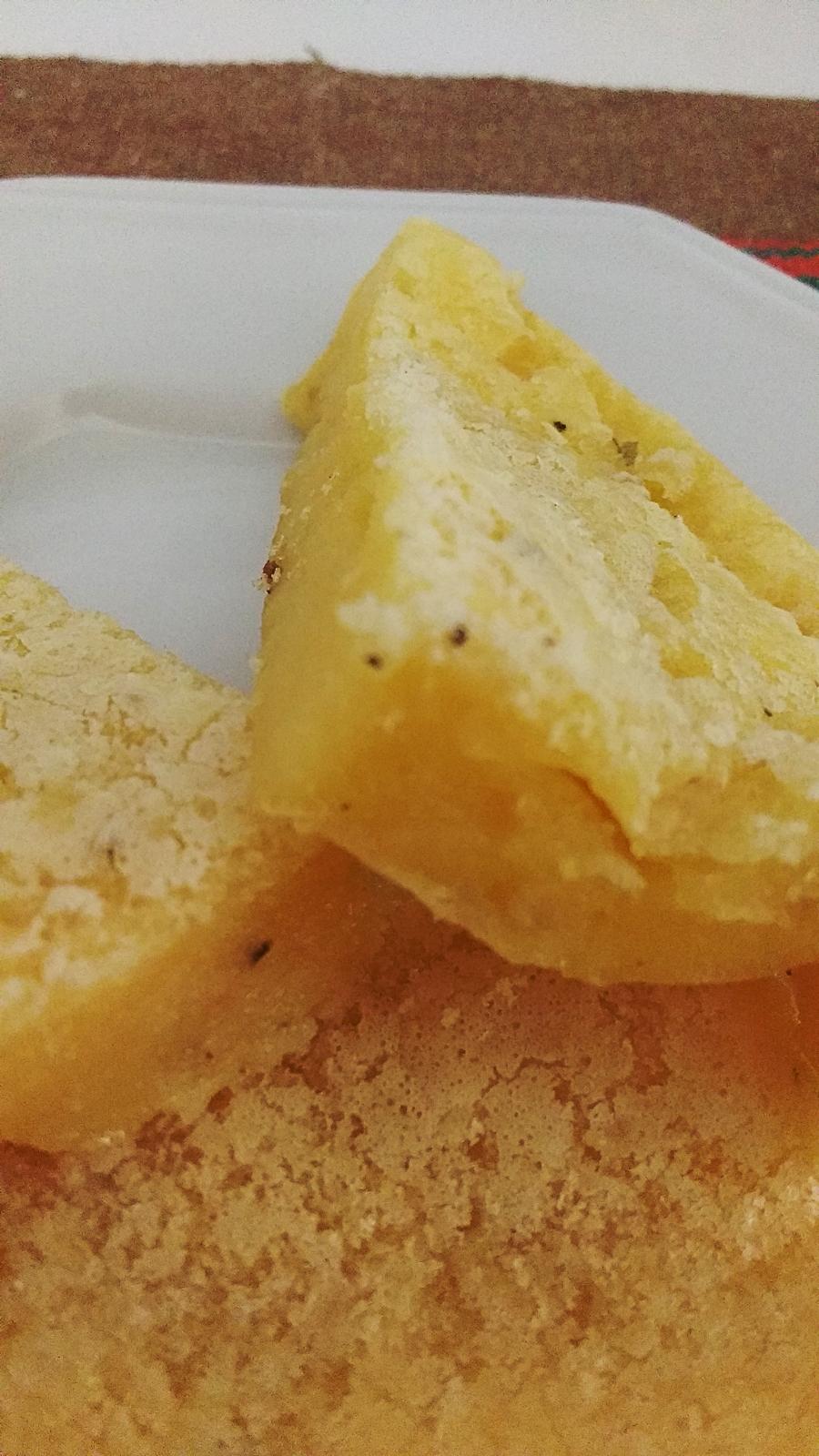 pao de tapioca com queijo receita