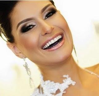 maquiagem para noivas  olho iluminado