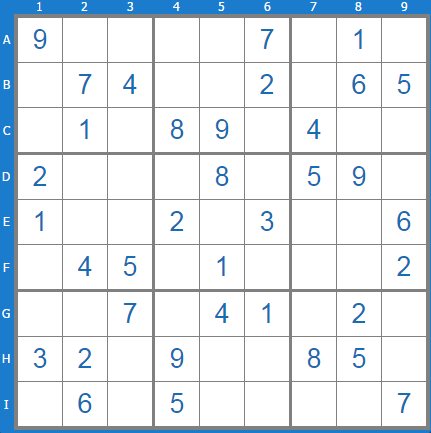 Stay Sharp: C# Web Client to Get a Random Sudoku Puzzle