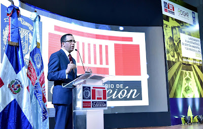 Andrés Navarro, pone en marcha plan de gestión ambiental y de riesgos en todas las escuelas del país
