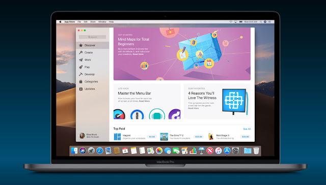 Thủ thuật cải thiện tốc độ trên macOS Mojave