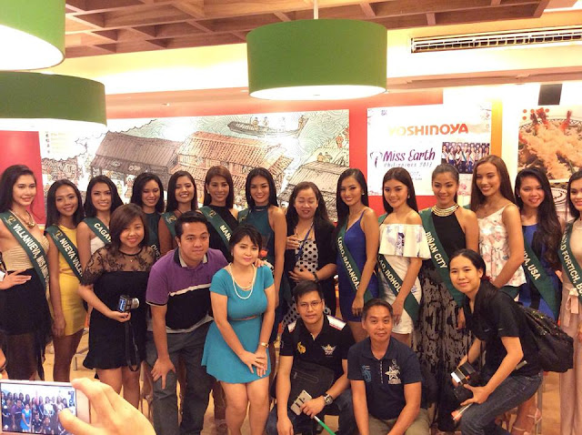 ms earth philippines 2017 candidates