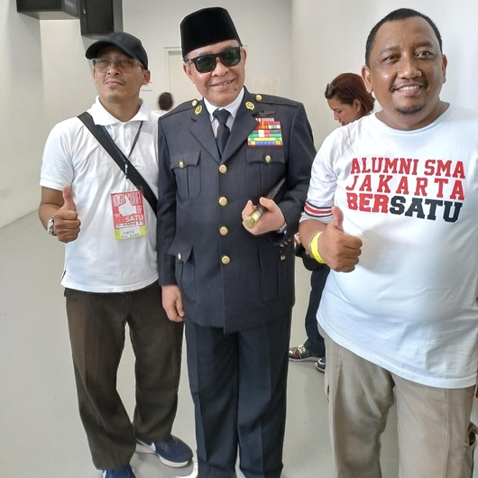 Ada 'Bung Karno' di Kampanye Akbar Jokowi