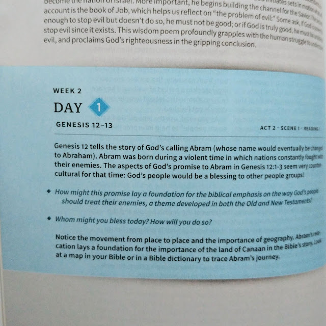 Day by Day Chronological Bible Giveaway #ad #csbBibleL3