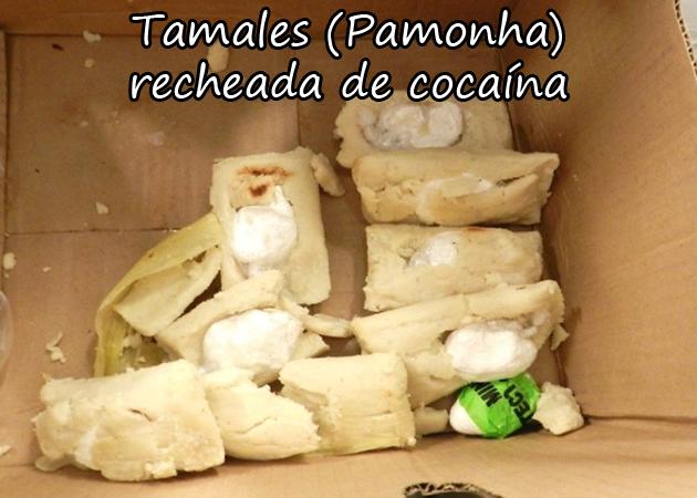COCAÍNA PAMONHA