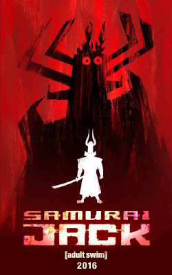 Samurai Jack Season 5 Poster