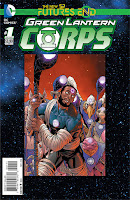 Os Novos 52! O Fim dos Futuros - Tropa dos Lanternas Verdes #1
