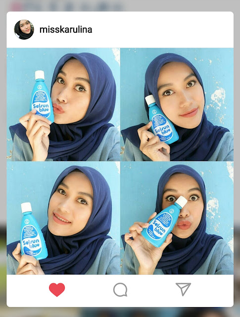 Review Selsun Blue Shampoo
